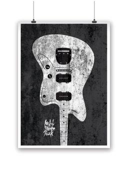 Poster-Guitarra